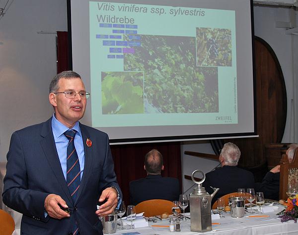 Weinprobe 2013 Walti Zweifel