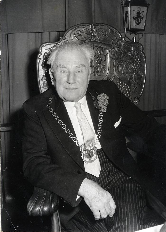 Zunftmeister Heinrich Grossmann