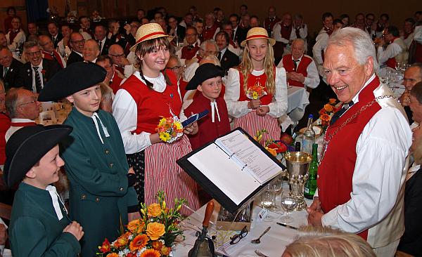 2014 Sechseläuten Kinderdelegation Schwamendingen